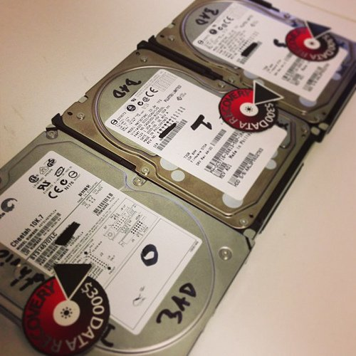 300 Dollar Data Recovery – RAID Recovery From 3 Drive RAID