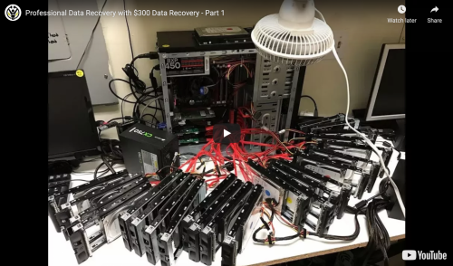 Interview with $300 Data Recovery's owner