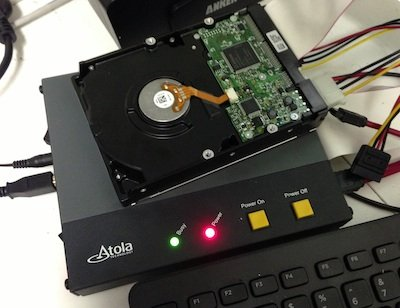 Atola Insight data recovery tools