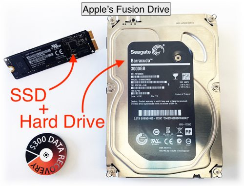 Apple Fusion Drive Data Recovery